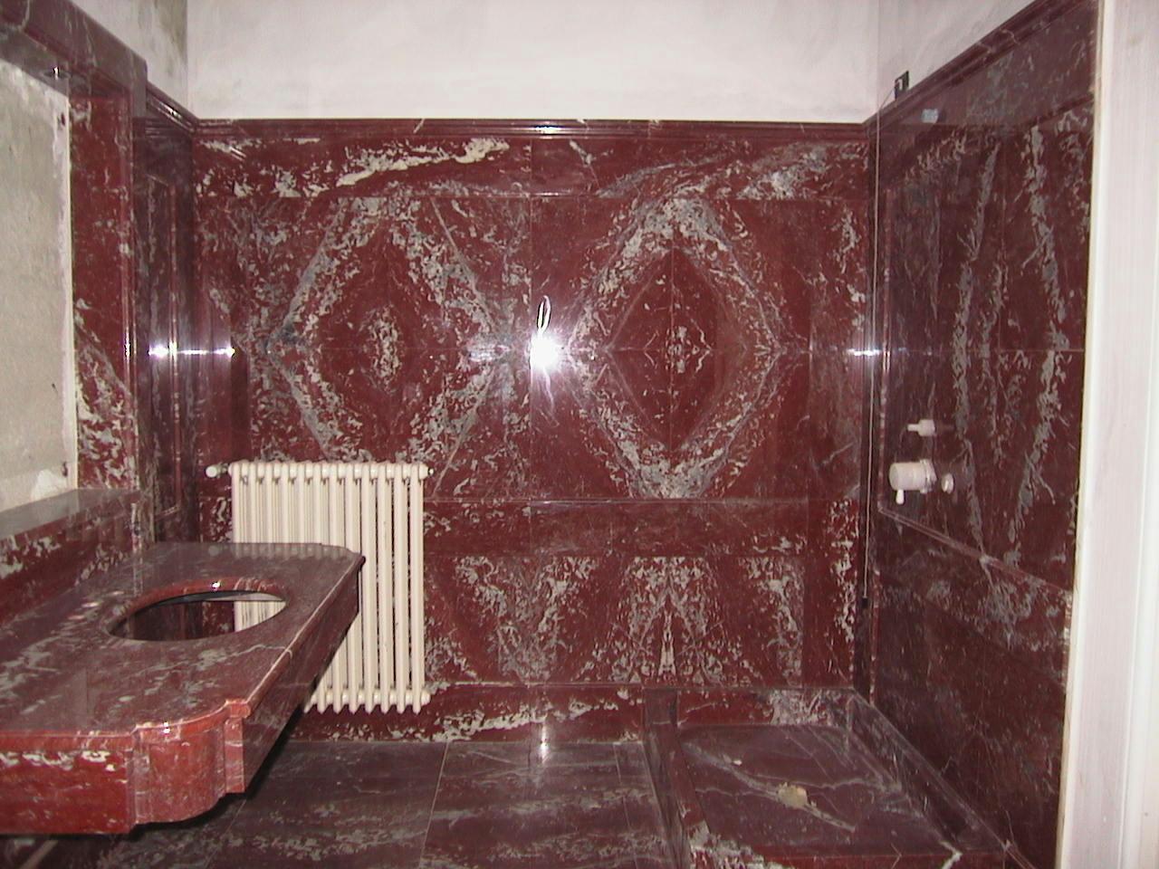 Rivestimento marmo stone project marble granite onyx - Rivestimento bagno in marmo ...